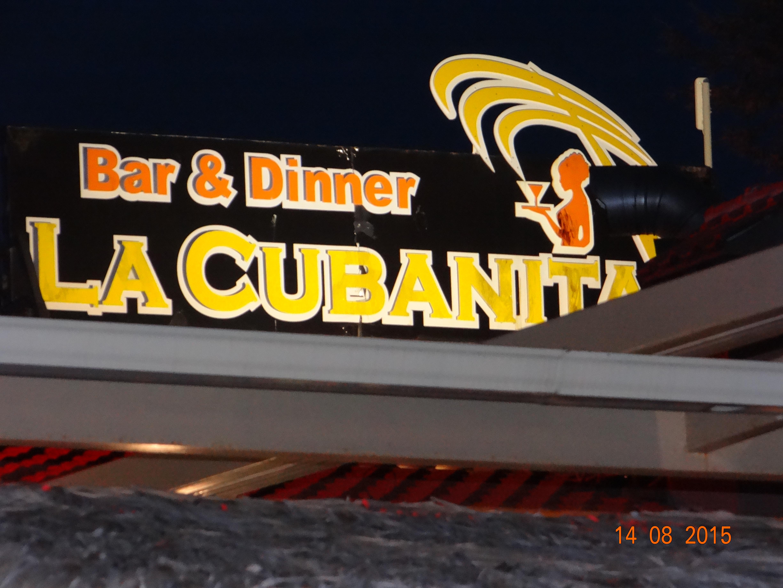 La Cubanita En El Mar by placescases.com